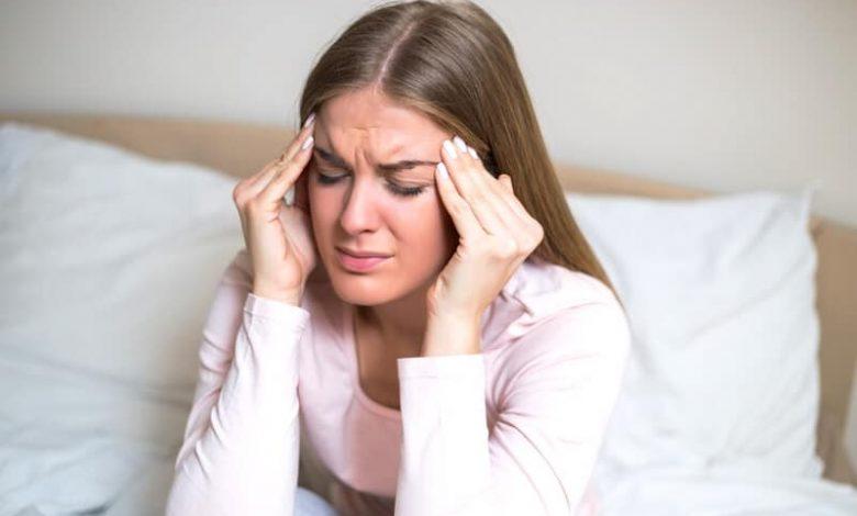 sabahleyin baş ağrısı ile uyanmak